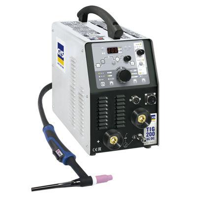 Slika Varilni aparat GYS, TIG 200 AC/DC HF FV