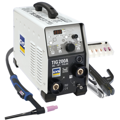 Slika Varilni aparat GYS,  TIG 200 DC HF FV