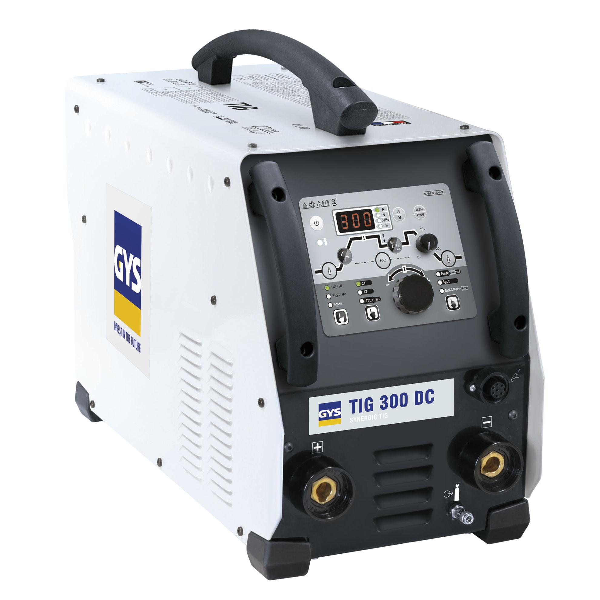 Slika Varilni aparat GYS, TIG300 DC HF, brez opreme