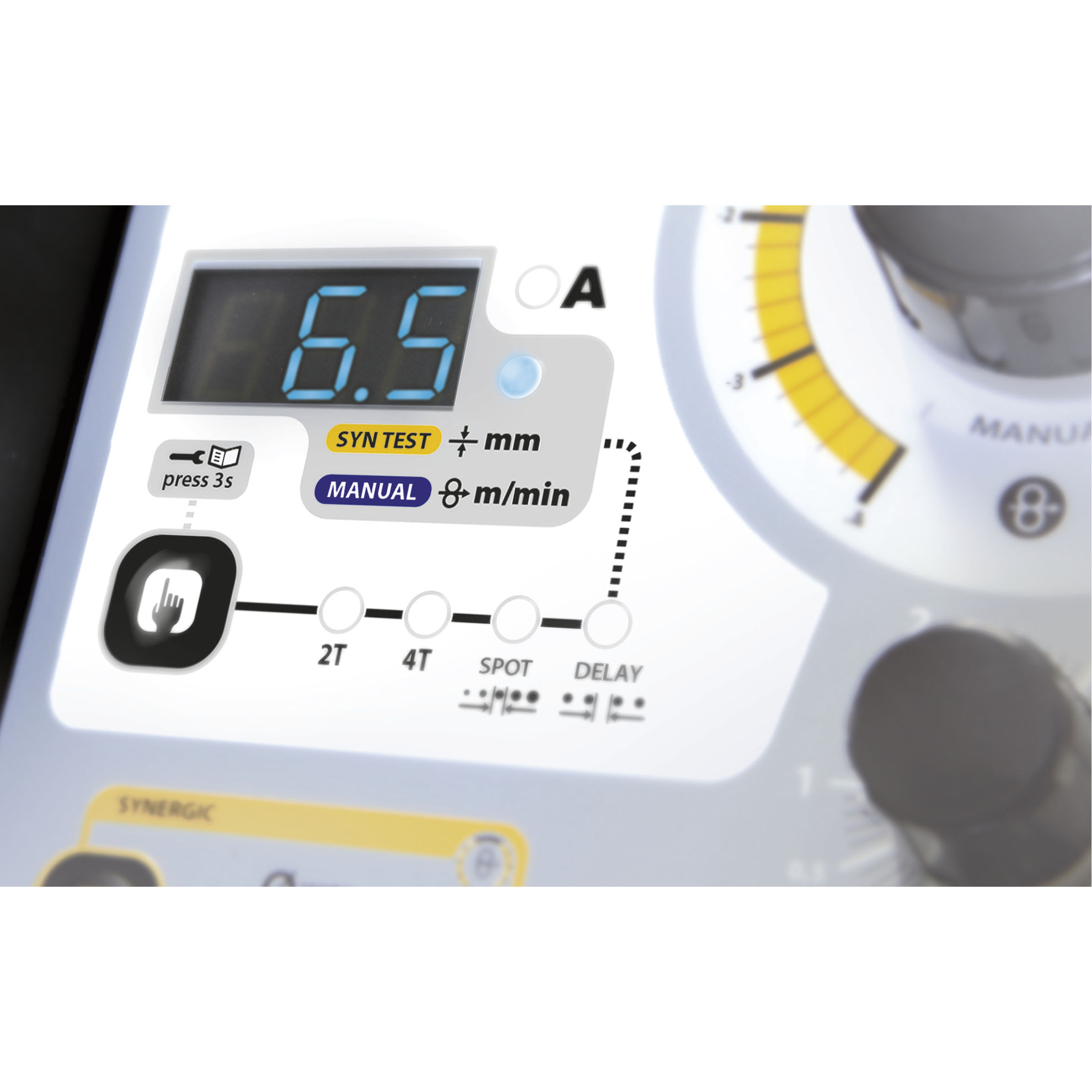 Slika Varilni aparat GYS, MAGYS 500 WS, brez opreme