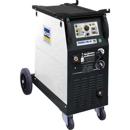 Slika Varilni aparat GYS, PROMIG 400-4S, brez opreme