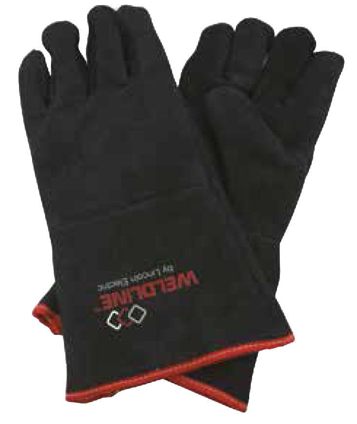 Slika Varilne rokavice WELDLINE MIG IRON PROTECT