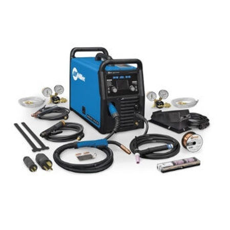 Slika za kategorijo Multiprocesni varilni aparati