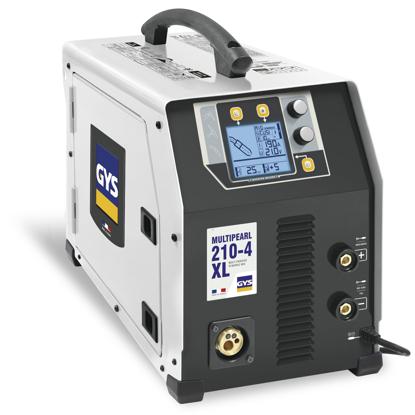 Slika Varilni aparat GYS, MULTI PEARL 210-4 XL