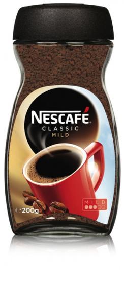 Slika Instant kava Classic Mild, Nescafe, 200 g