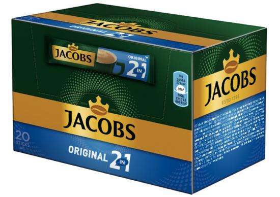 Slika Instant kava 2v1, Jacobs, 280 g