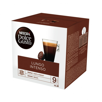 Slika Kava Nescafé Dolce Gusto, Lungo intenso kapsule