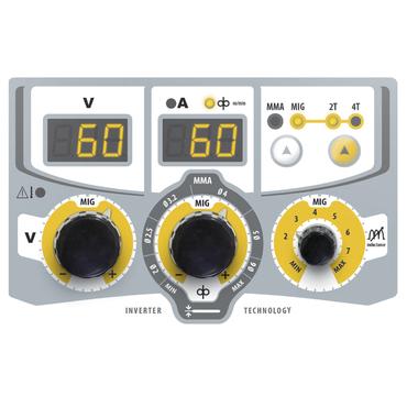 Slika Varilni aparat GYS, INVERTER MULTIWELD 320T-C
