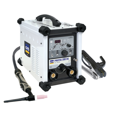 Slika Varilni aparat GYS, PROTIG 200 DC, z opremo