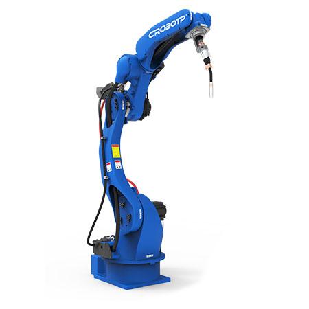 Slika za kategorijo Varilni roboti