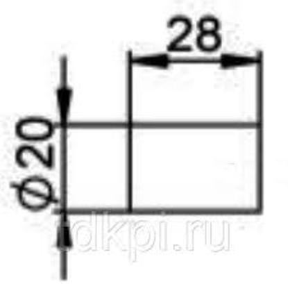 Slika OBROČ PROTI OBRIZGOM W/WT 540 D19.8/D17.2/31