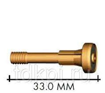 Slika RAZDELILEC PLINA ABITIG L=33,0MM  1,6MM