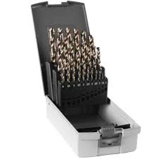 Slika Twist drill set 25 pcs HSS-Co DIN338